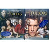 Blu-ray The Tudors - 2 Temporada - Original - Lacrado
