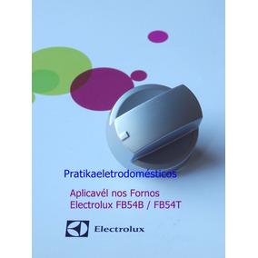 Botão Do Forno Electrolux Fb54b Fb54t Original