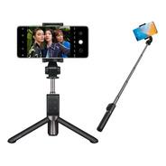Selfie Stick De Viaje, Huawei Cf15 Pro, Con Trípode, Negro