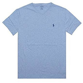 Camiseta Básica Polo Ralph Lauren Tamanho Ggg Xxl Original