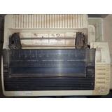 Impressora Matricial Gsx-190s Citizen, Conserto, Retirar Peç