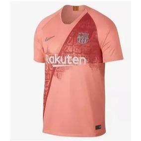 Camiseta 2018 19 Barcelona Sem Numero Frete Grátis Original f566faa9894fa