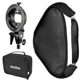Godox Caja Suavizadora Sfuv6060 S-type Bracket 60x60 Cm Soft