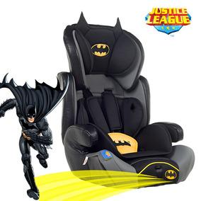 Cadeira Caderirinha De Carro Batman Dark De 9 À 36kgs