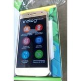 Motorola Moto G 5 Plus Dorado Nuevo