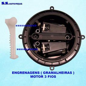 Engrenagem Para Motor 3 Fios ( 2 Peças - Par )