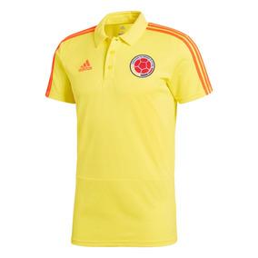 Camiseta Tipo Polo Selección Colombia