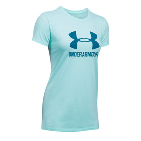 Remera Under Armour Training Ua Sportstyle Mujer Va