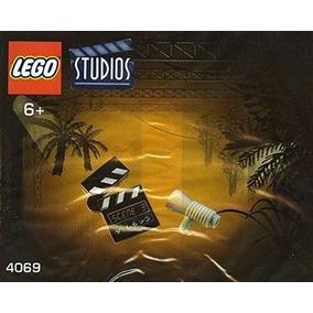 Lego 4069 Katinco & Megaphone Lego Studio Coca-cola Clapperb