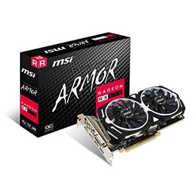 Msi Gaming Radeon Rx 570 8gb Gddr5 Armor 8g Oc 29m/h Ether