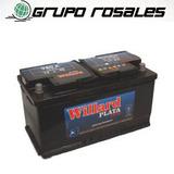 Batería Auto Willard Ub980 12x90 Fiat Ducato 2.3 Multijet