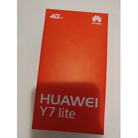 Caja Nueva Sin Accesorios Huawei Y7 Lite Nueva