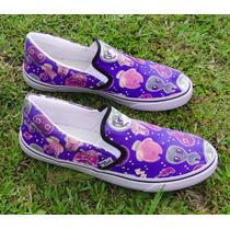 Oferta Tênis Estampado Et Azul Ufo Sneaker Sapatênis Geek