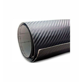 Adesivo Fibra De Carbono 3d Moldavel Envelopamento 1,00x1,22