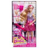 Barbie Estilo Y Color De Cabello Cfn47