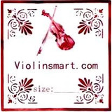 Cuerdas Violinsmart Establecen Para Violín 3/4 Tamaño