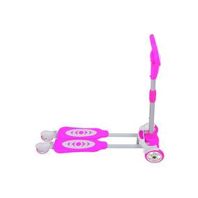 Patinete Skate Infantil - 4 Rodas Com Freio - Super Promoção