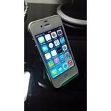 Iphone 4s 8gb, Blanco Original, Ios 9.3.5, Libre,full Equipo