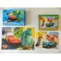 Lote 2 Quebra Cabeça Puzzles Disney E Pica-pau - 150/60 Pçs