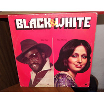 Lp Billy Paul Tina Charles Black & White Columbia 1982