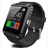 Relógio Celular Inteligente Bluetooth Android Smartwatch U8