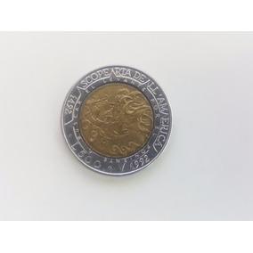 Rara Moneda Bimetalica - San Marino 1992 -