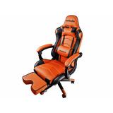 Silla Gaming Ergonomica Raidmax Drakon Dk709 Naranja