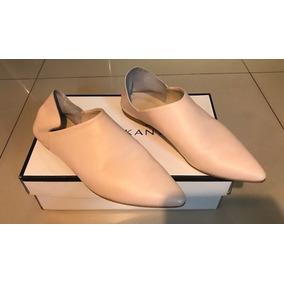 Chatitas Zapatos Bajos Sarkany Mujer Talle 38