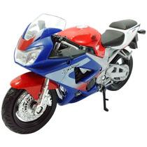 Miniatura Moto Cbr Fireblade Honda Hornet Suzuki Kawasaki R1