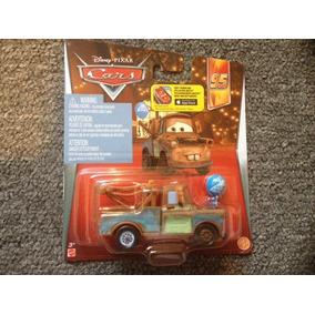 Cars Disney Pixar Mate C/ Globo De Coleccion No Subasta
