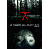 Dvd Proyecto De La Bruja De Blair ( The Blair Witch Project