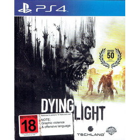 Dying Light Ps4 Playstation 4 Oferton