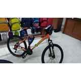 Subasta Bicicleta Todo Terreno Importada Llanta Ancha