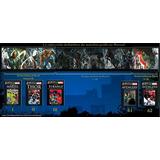 Colección Definitiva De Las Novelas Graficas De Marvel