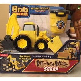 Bob El Constructor Mash And Mold Scoop