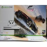 Xbox One S Blanco Con Forsa 3