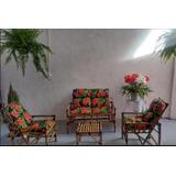 Cadeiras De Bambu - Preço Promocional Pagamento Boleto