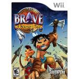 Videojuego Brave Historia De Un Guerrero - Nintendo Wii Nin