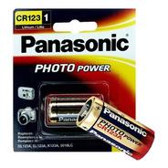 Kit 10 Bateria 3v Panasonic Lithium Cr123 Photo
