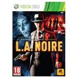 Videojuego L.a. Noire Xbox 360 Ibushak Gaming