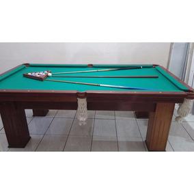 Mesa De Sinuca Bilhar Snooker