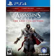Assassins Creed Ezio Collection - Ps4 Fisico Nuevo & Sellado
