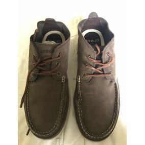 Zapatos Crocs Semi Casual Casi Nuevos Talla 44 100% Original