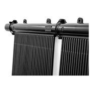 Climatizador Solar Piscinas Kit Completo Piletas 18m2 Teksol