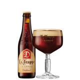 Cerveza La Trappe Dubbel (holanda) Porrón 330cc.