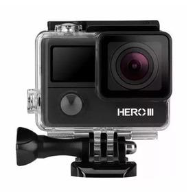 Câmera Goal Pro Hero 3 - Microfone Externo- Full Hd Original