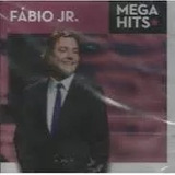 Cd Fabio Jr. - Mega Hits - Original Novo Lacrado
