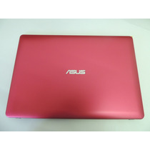Tela Touchscreen Completa Rosa Notebook Asus X102ba Bh41t Pk