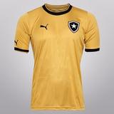 Camisa Botafogo Dourada 2014 Puma