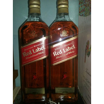 Whisky Red Label 100% Original 12 Unidades R$ 699,00